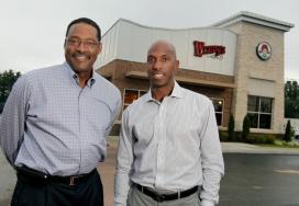 Wendy's verkoopt dertig restaurants aan basketballers
