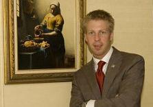 Niek Beute vertrekt als maître bij Vermeer*