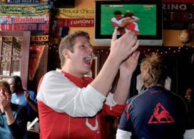Kosten voetbalbeelden in kroeg kunnen oplopen tot 200 euro