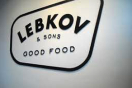 Lebkov & Sons van start in Amsterdam