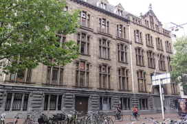 Amsterdam: weer kantoorpand naar hotelbedrijf
