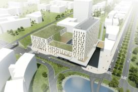 Vincent Hotel Group exploitant Novotel Schiphol