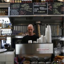 Koffie Top 100 nr. 17: Bar Boon, Hilversum
