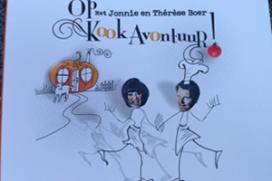 Kinderkookboek voor Jonnie en Thérèse Boer