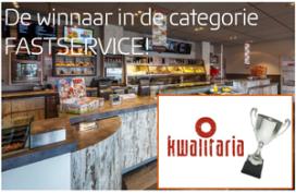 GfK: Kwalitaria beste fastserviceformule