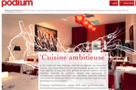 Restaurant Podium Utrecht naar hotel Dom