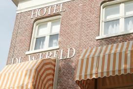 Financiële injectie voor Hotel De Wereld