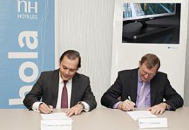 NH Hoteles sluit wereldwijde deal met Philips