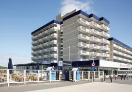 Uitbouwplannen NH Atlantic Hotel in Kijkduin
