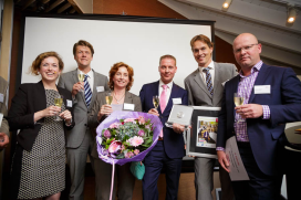 Hotel Greenside Texel beste leerbedrijf