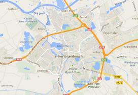 Den Bosch meest gastvrije stad