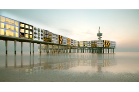 Scheveningse pier verkocht aan DanZep