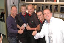 Cafetaria Top 100 nummer 94: Snackpoint Het Trefpunt, Apeldoorn