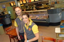 Cafetaria Top 100 nummer 92: Cafetaria 't Stamhuijs, Schijndel