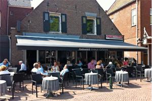Cafetaria Top 100 nummer 90: Antonio's Eethuys Cafetaria, Spakenburg