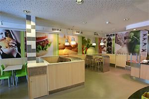 Cafetaria Top 100 nummer 89: 't Eiland Fastfood Dronten, Dronten
