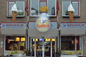 Cafetaria Top 100 nummer 87: Kwalitaria Van der Laan, Borger