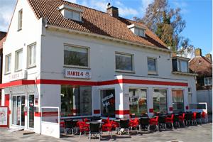 Cafetaria Top 100 nummer 80: Restaria Harte Vier, Roosendaal
