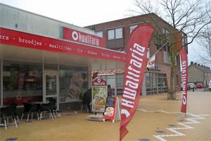 Cafetaria Top 100 nummer 68: Kwalitaria Walk-Inn Drachten