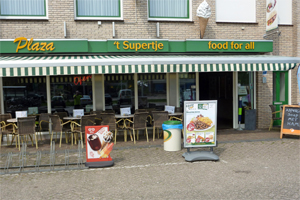 Cafetaria Top 100 nummer 63: Plaza 't Supertje, Heesch