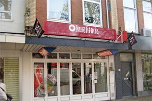 Cafetaria Top 100 nummer 59: Kwalitaria Hillegom, Hillegom