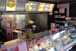 Cafetaria Top 100 nummer 47: Cafetaria Onder de Molen, Dordrecht