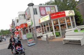 Cafetaria Top 100 nummer 45: Snackbar Het Plein, Zandvoort