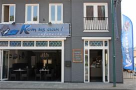 Cafetaria Top 100 nummer 38: Cafetaria Kom us Aan!, Budel