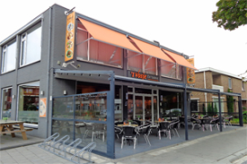 Cafetaria Top 100 nummer 9: Eetpaleis 't Vosje, Rosmalen