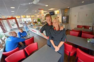 Cafetaria Top 100 nummer 4: Kwalitaria Nieuwveld, Hoogvliet
