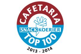 Ranglijst Cafetaria Top 100 2013