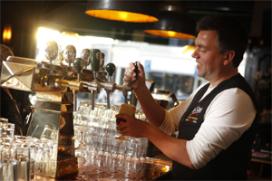 Friese 11 Bierentocht bij café De Stee
