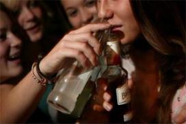 Alcoholpoeder op de markt