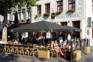 Café Top 100 nummer 23: In den Ouden Vogelstruys, Maastricht