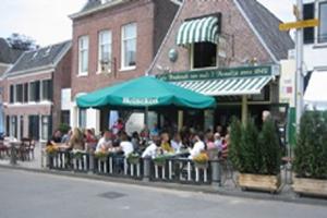 Klant: Café 't Hemeltje, Bloemendaal