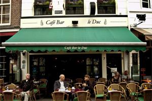 Caf top 100 nummer 30 bar le duc den bosch for Food truck bar le duc