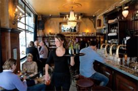 Café Top 100 nummer 63: Wijnbar Janssen en Van Dijk, Rotterdam