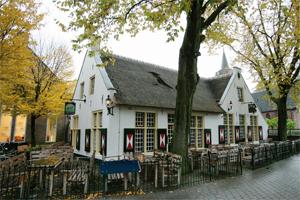 Café Top 100 nummer 67: Het Bonte Paard, Laren (U)