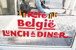Café Top 100 nummer 97: Kafé België, Utrecht
