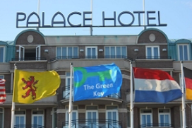 Palace Hotel Noordwijk wordt Radisson Blu