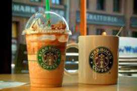 Smoothies met Griekse yoghurt bij Starbucks