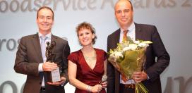 Sligro aangenaam verrast door winst FoodService Award beste grossier