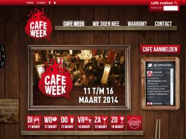 Caféweek gaat negativisme natte sector te lijf