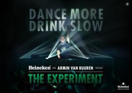 Hoofdrol voor Armin van Buren in Heineken-campagne