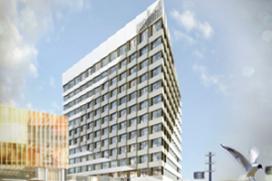 Inntel gaat hotel bouwen in Scheveningen