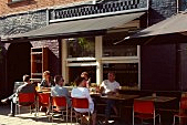 Restaurant Reuring naar Euro-Toques