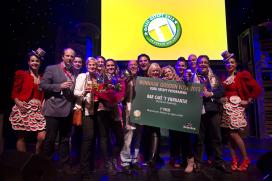 't Vierkantje uitgeroepen tot Gouden Horecazaak 2013
