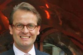 Nieuwe directeur Kruisherenhotel Maastricht
