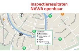 Openbaarmaking inspecties NVWA vanaf 7 juli