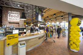 Jumbo opent tweede Foodmarkt in Amsterdam